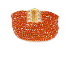 Budha Girl Rose Gold All Weather Bangles