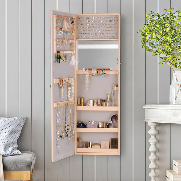 The Brand New Victorial jewelry cabinet