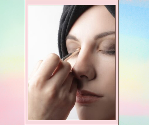 Luxfurni Mirror Jewelry cabinet maker tips for using makeup primer onto to our face