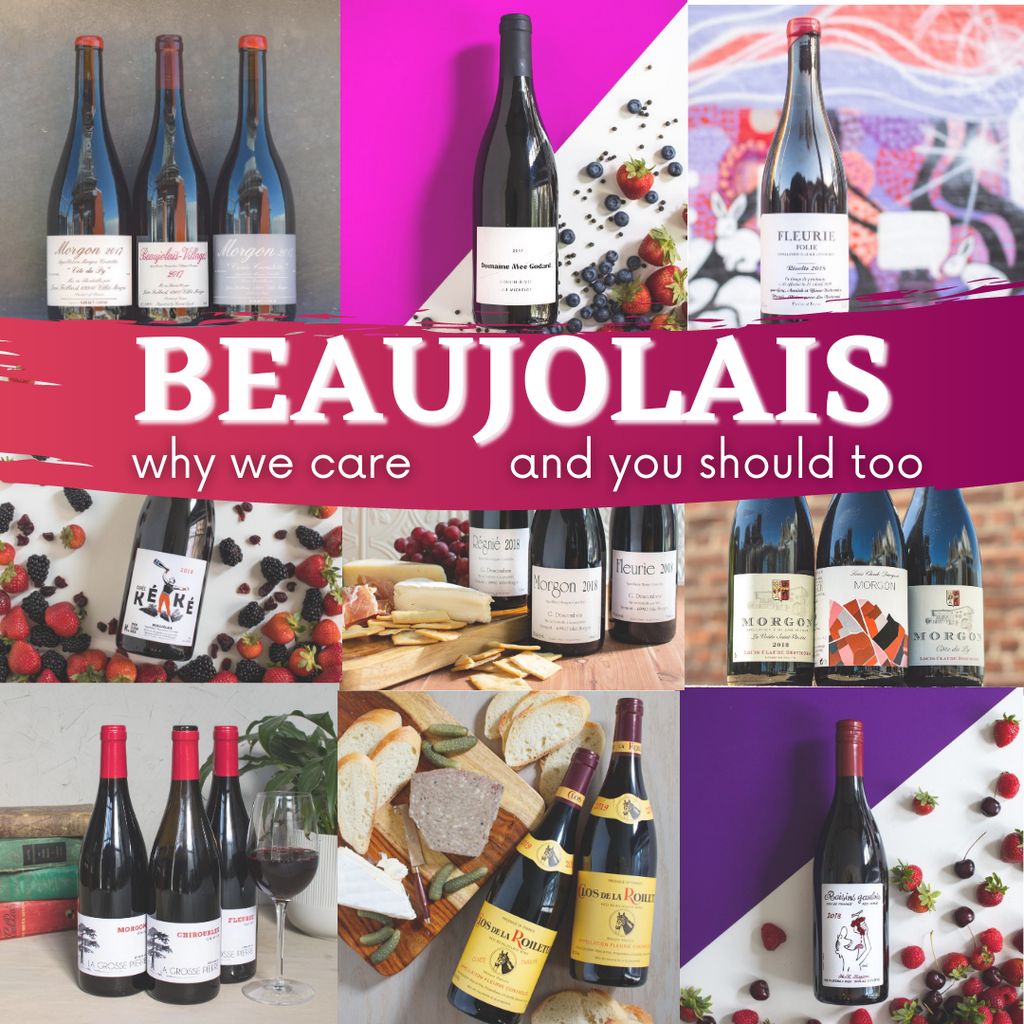Beaujolais Blog Bonanza! We can't get enough!