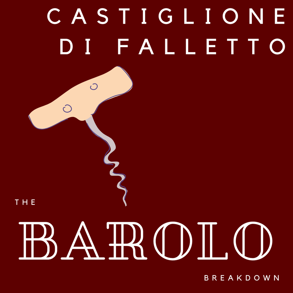 Barolo Breakdown: Part 4, Castiglione is here!