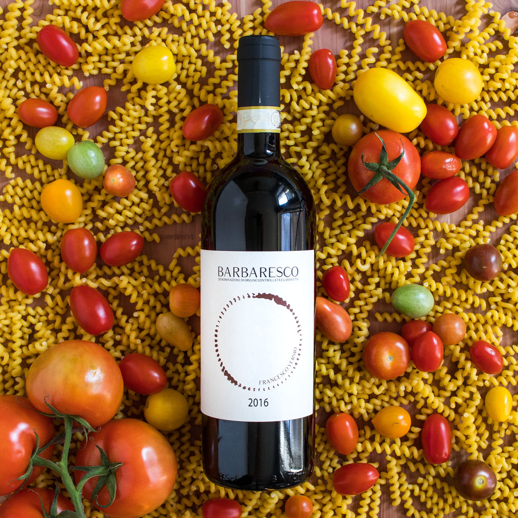 FEATURED: Traditional Barbaresco from Versio