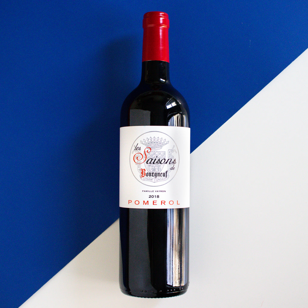 Bourgneuf's Pure Pomerol Pleasure (That Won't Break the Bank)