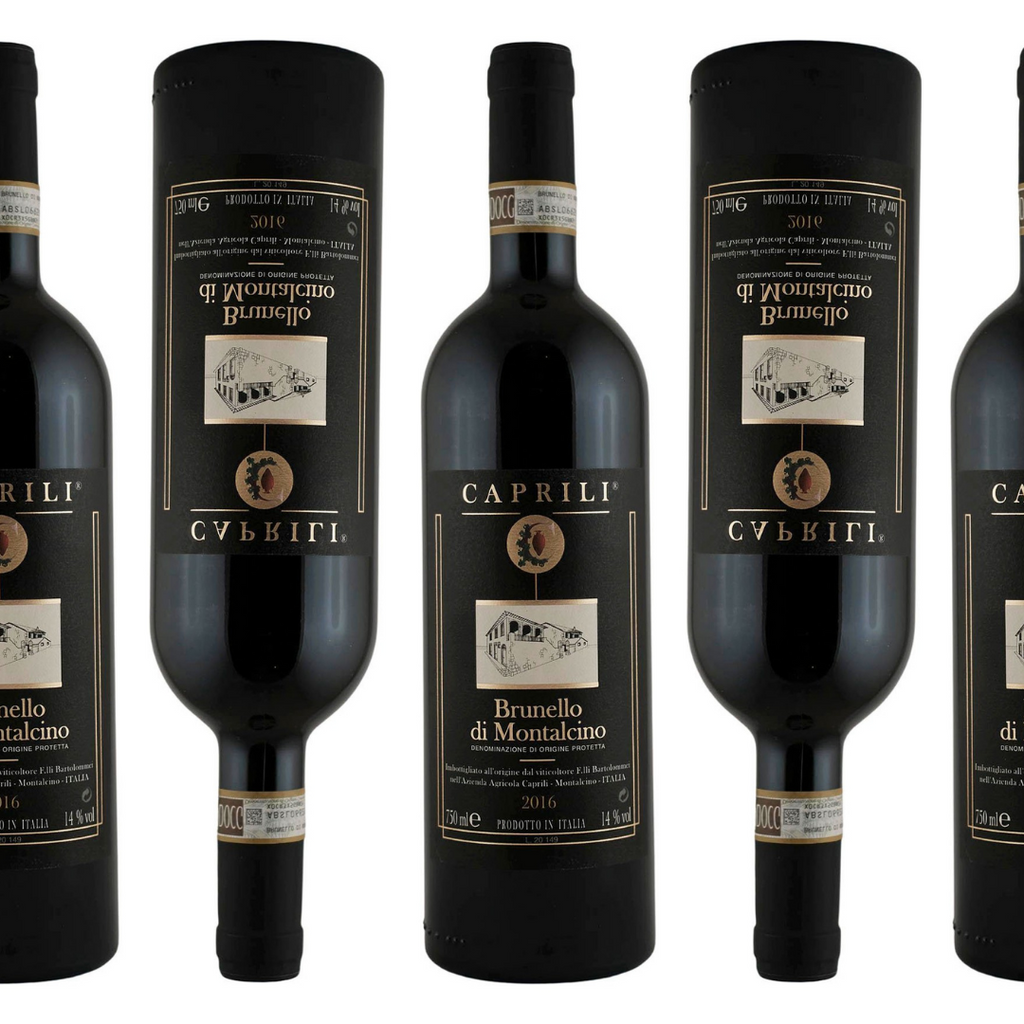 Caprili Brunello: A Brunello Lover's Best Choice, At the Best Price