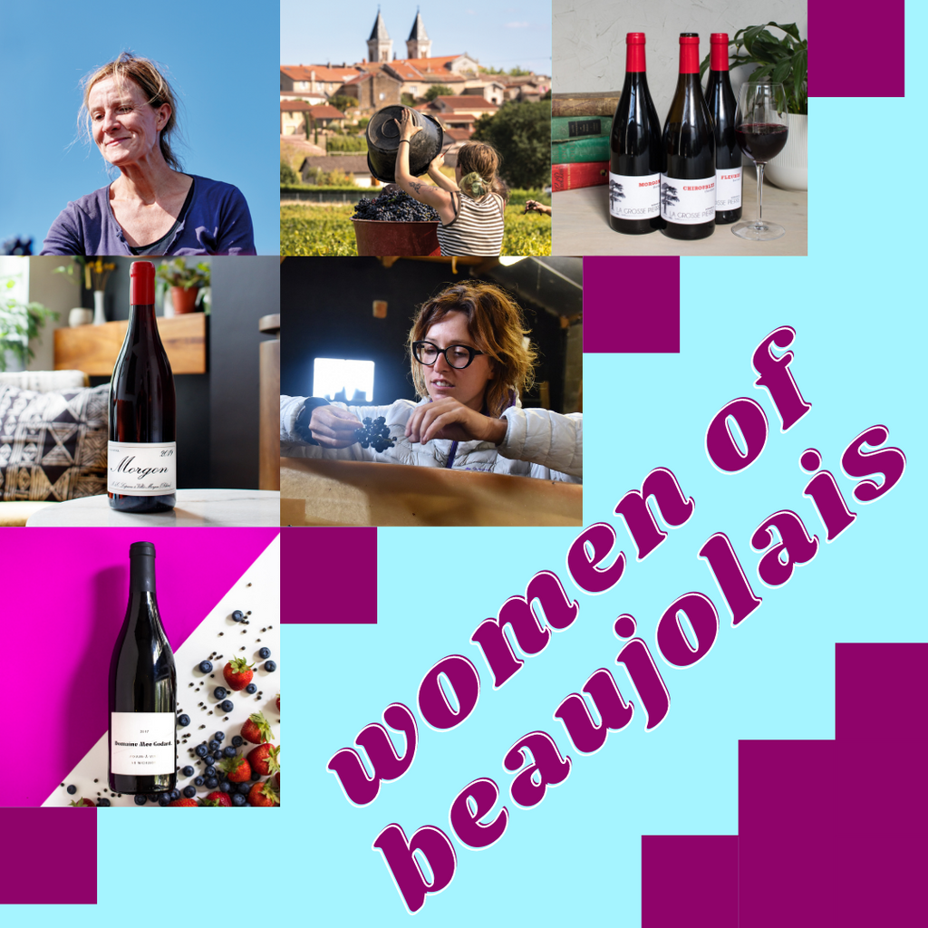 We love the Women of Beaujolais!