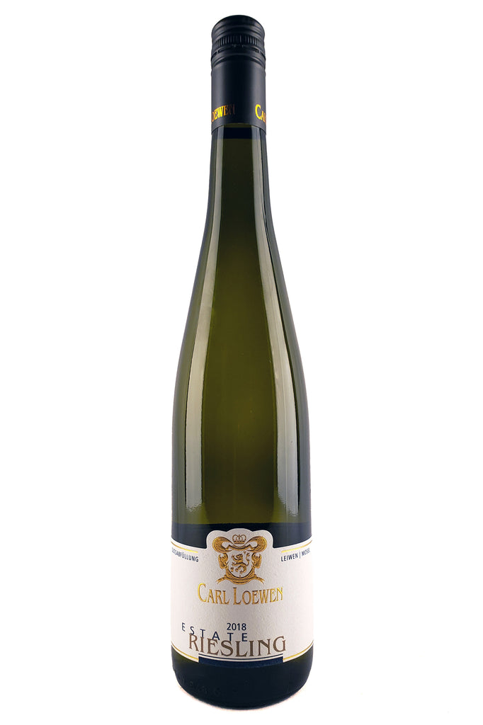 Carl Loewen, Estate Riesling, 2018