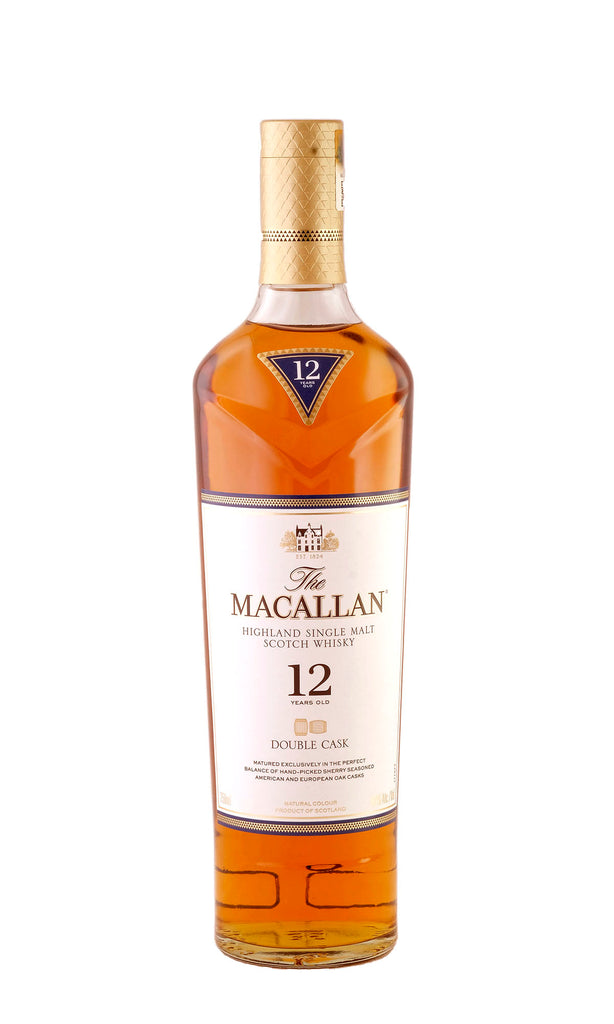 Macallan, Double Cask Scotch, 12 Year