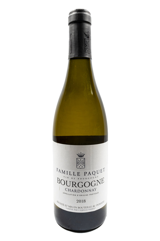 Famille Paquet, Bourgogne Chardonnay, 2018