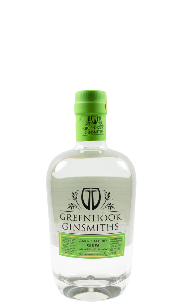 Greenhook Ginsmiths, American Dry Gin