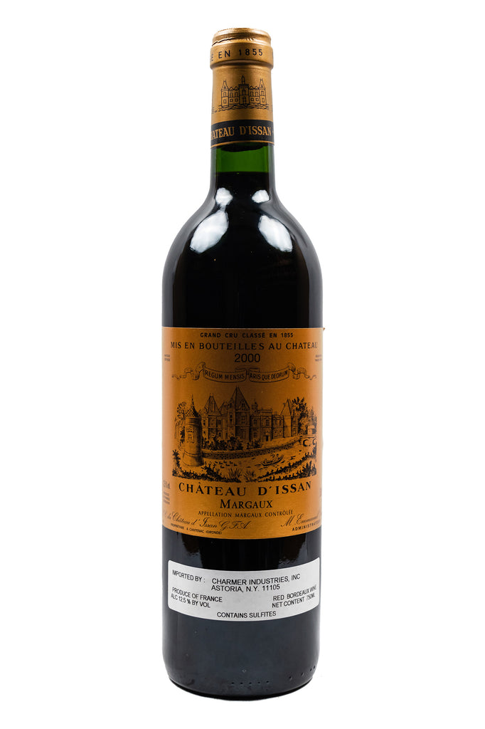 Chateau D'Issan, Margaux, 2000