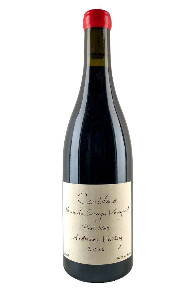 Ceritas, Pinot Noir Hacienda Secoya Vineyard, 2016