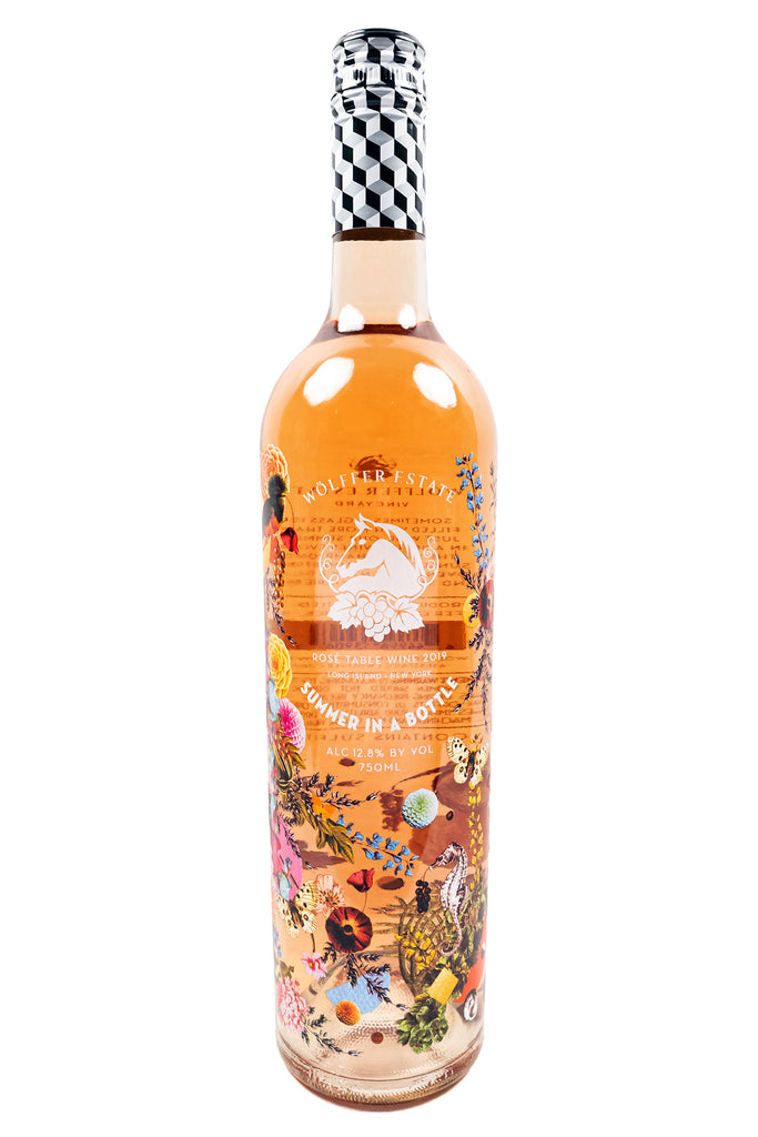 Wölffer Estate, Summer in a Bottle Rose, 2019