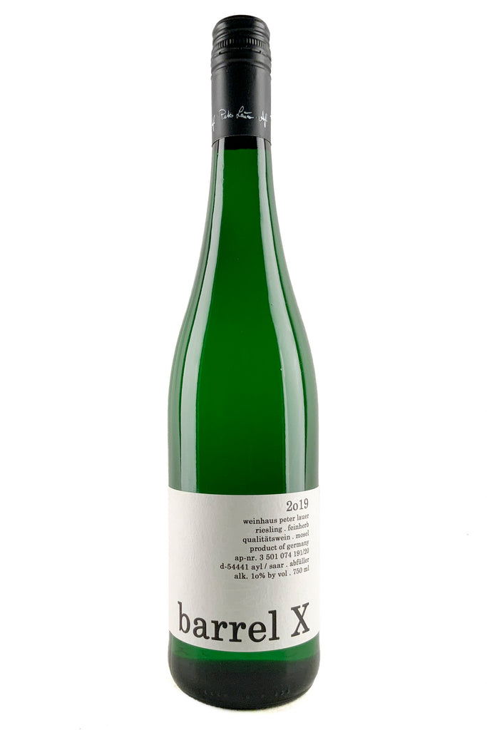 Peter Lauer, Riesling Barrel X, 2019