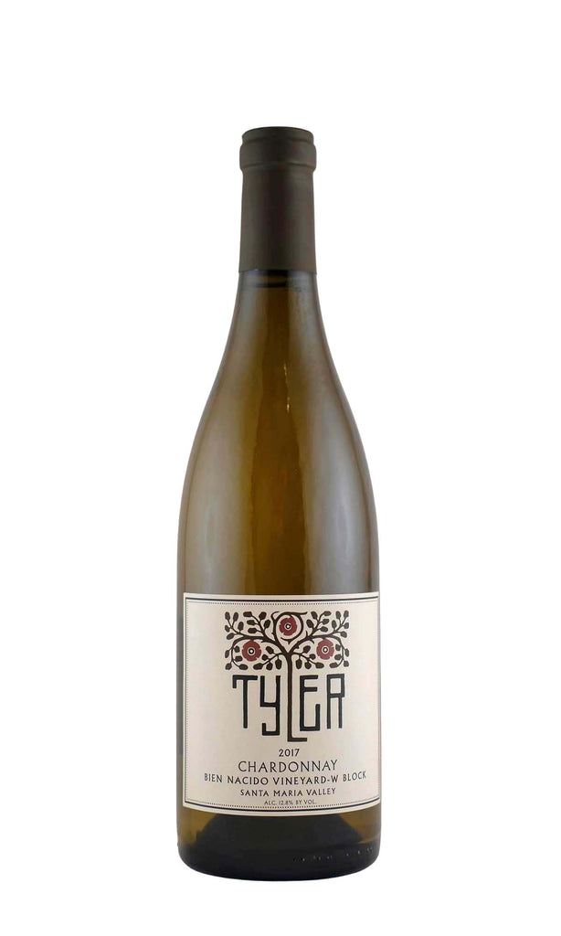 Tyler Winery, Chardonnay Santa Maria Valley Bien Nacido Vineyard-W Block, 2017