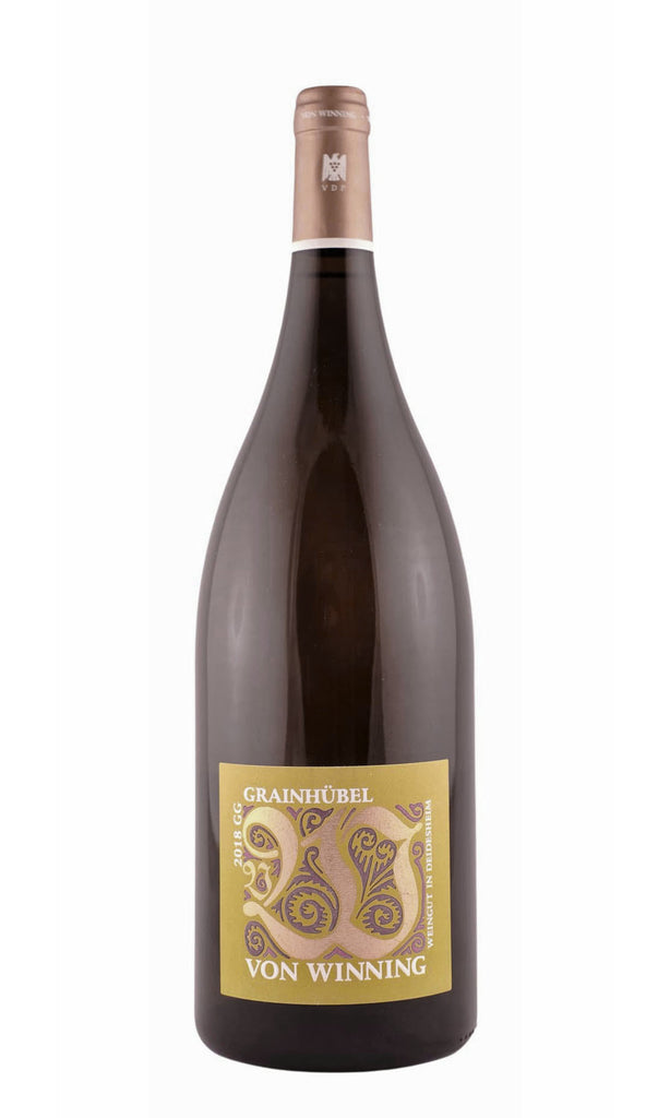von Winning, Grainhubel Riesling Grosses Gewachs, 2018 (1.5L)