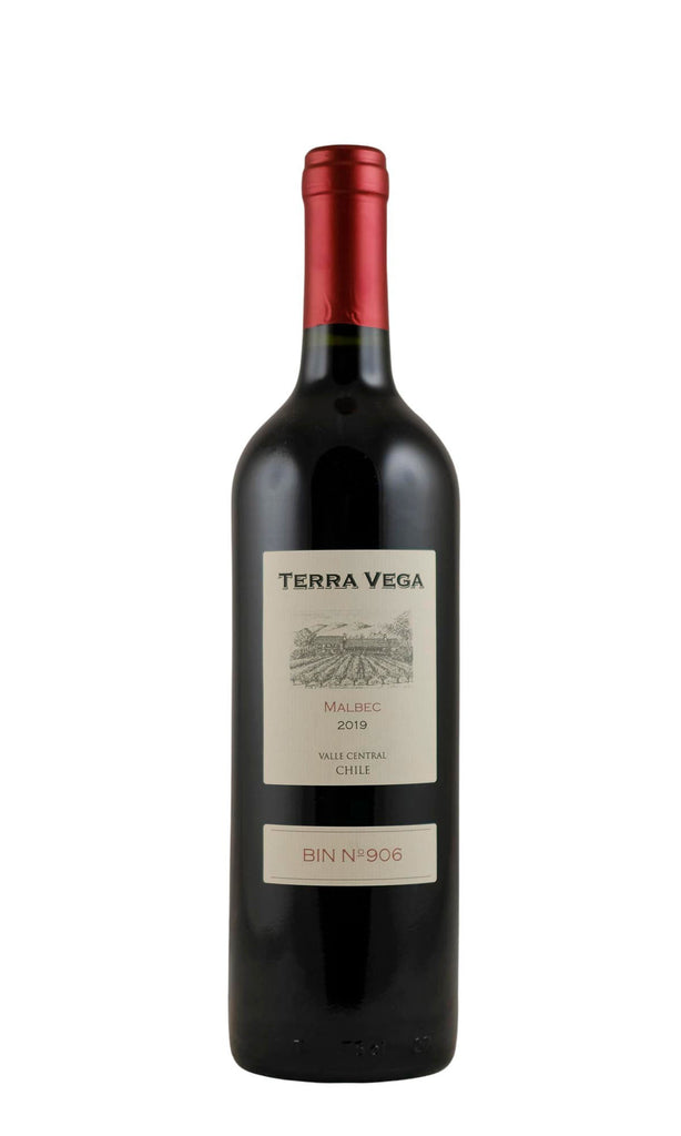 Terra Vega, Valle Central Malbec (Kosher), 2019