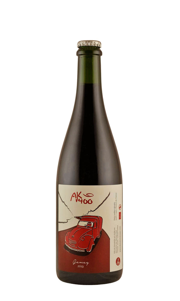 "Domaine la Taupe, VdF Gamay ""AK400"", 2019"