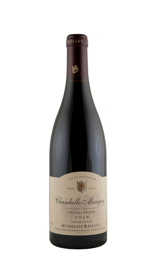 Hudelot-Baillet, Chambolle Musigny Vieilles Vignes, 2018