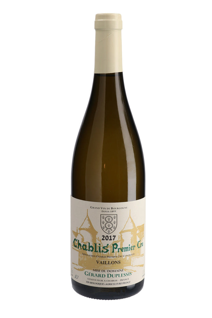 Gerard Duplessis, Chablis 1er Cru Vaillons, 2017