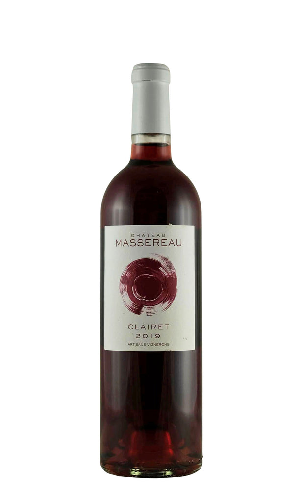 Chateau Massereau, Bordeaux Clairet Rouge, 2019