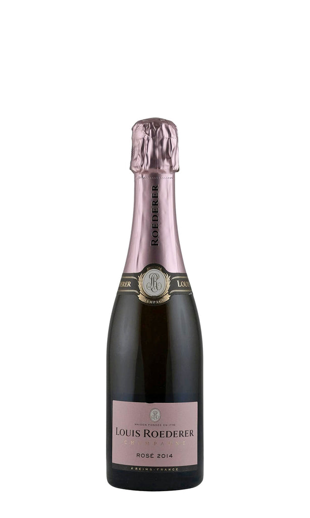 Louis Roederer, Champagne Brut Rose, 2014 (375ml)