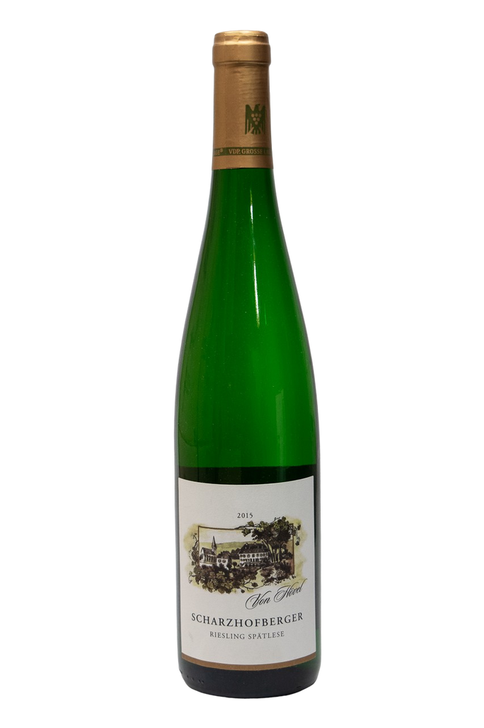 Bottle of Weingut von Hovel, Scharzhofberger Riesling Spatlese, 2015 - Flatiron Wines & Spirits - New York