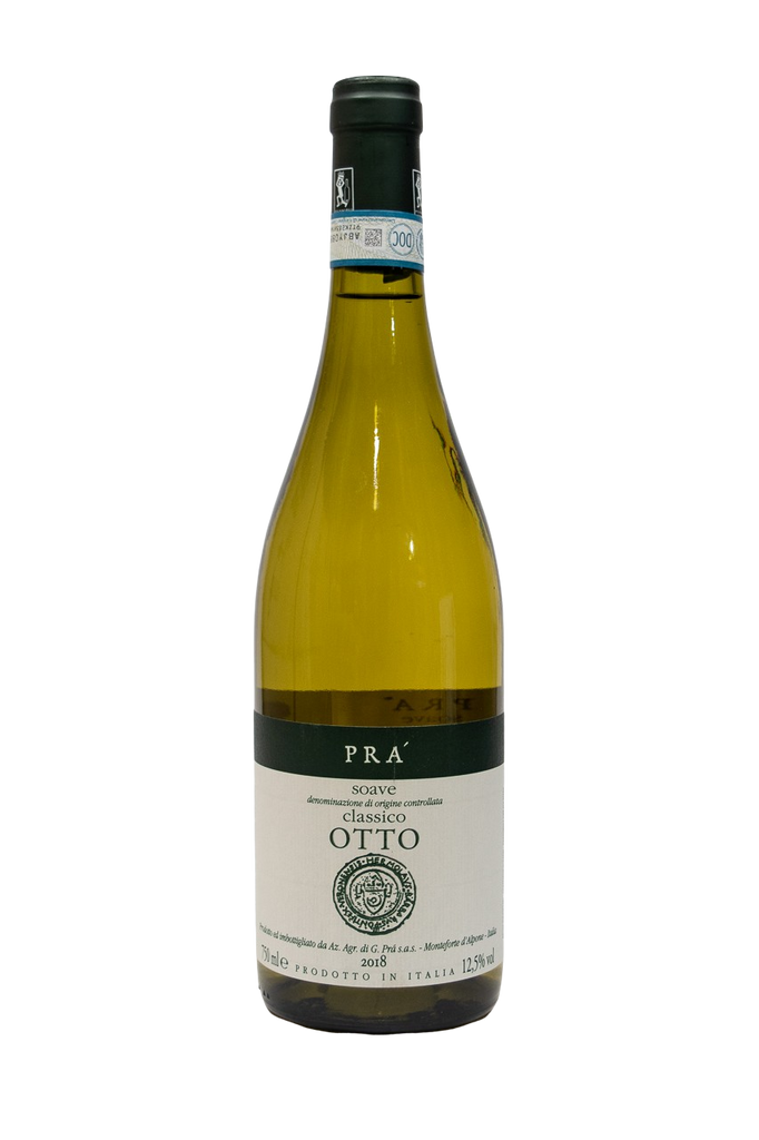 "Bottle of Pra, Soave Classico ""OTTO"", 2018 - Flatiron Wines & Spirits - New York"