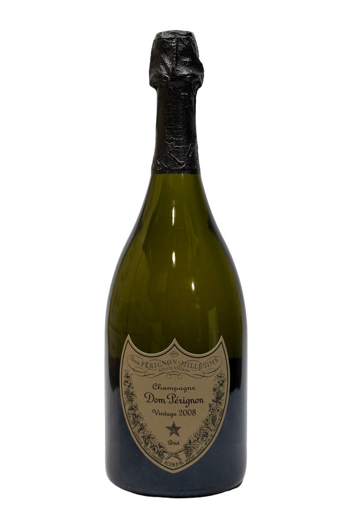 Bottle of Dom Perignon, Champage (gift box), 2008 - Flatiron Wines & Spirits - New York