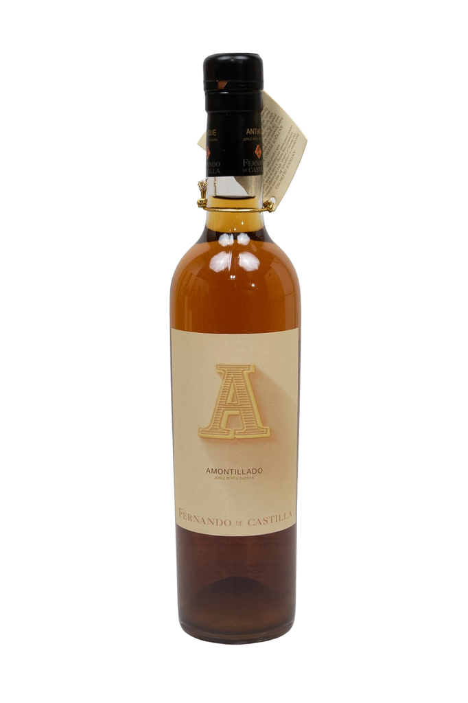 Bodegas Rey Fernando de Castilla, Sherry Antique Amontillado, NV (500ml)