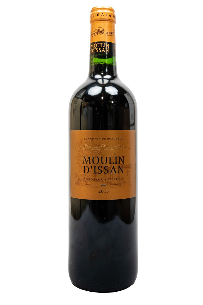 Chateau d'Issan, Bordeaux Superieur Moulin d'Issan, 2015