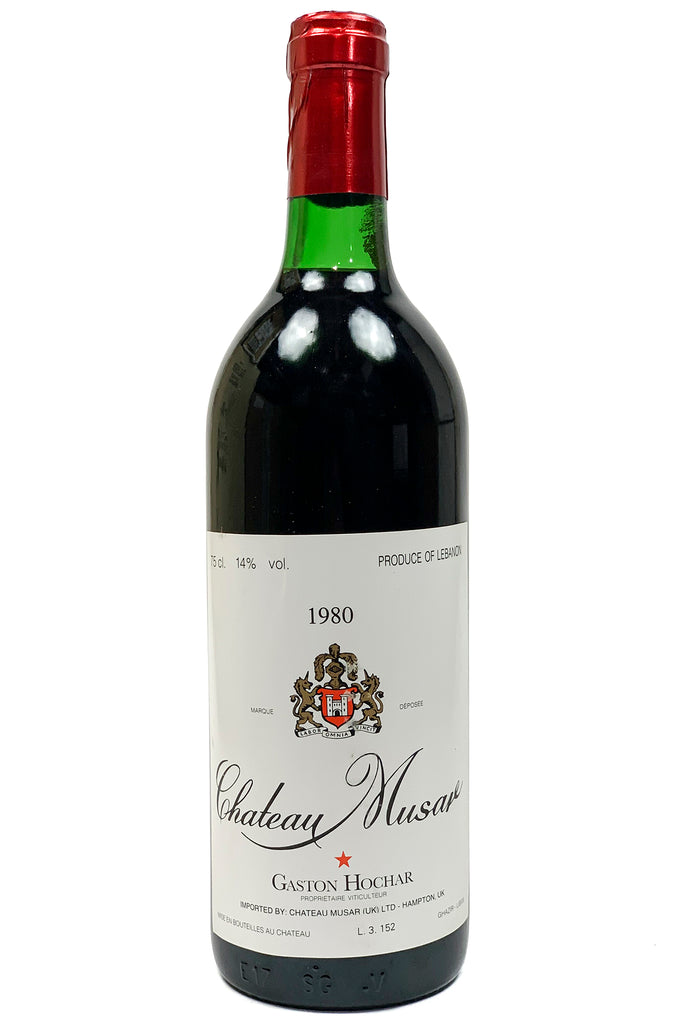 Chateau Musar, Bekaa Valley, 1980