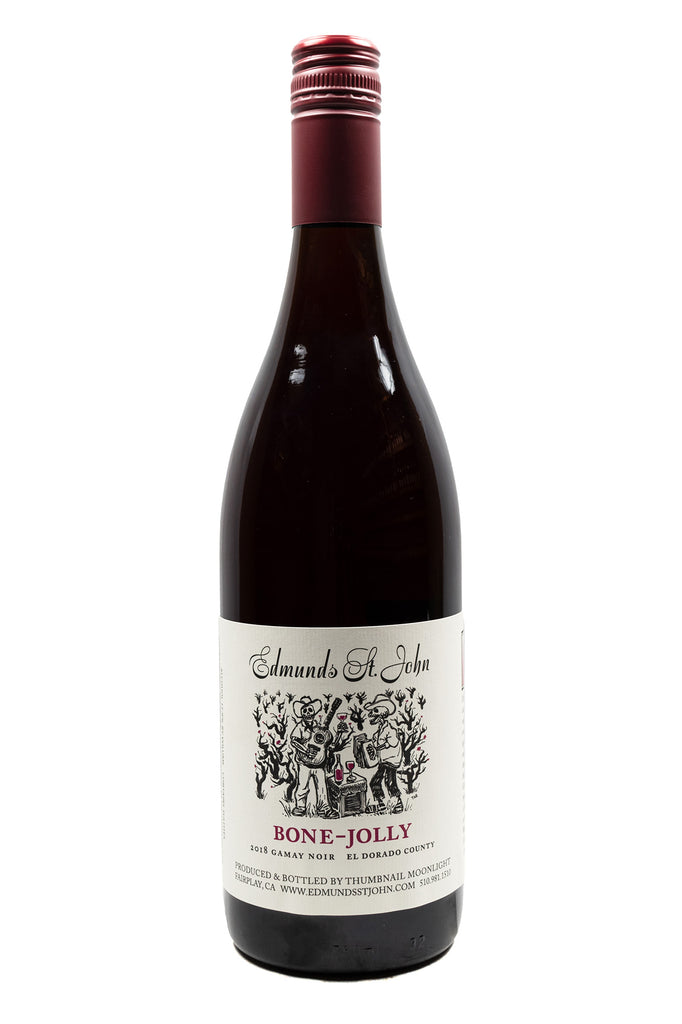 Edmunds St. John, Gamay Bone-Jolly, 2018