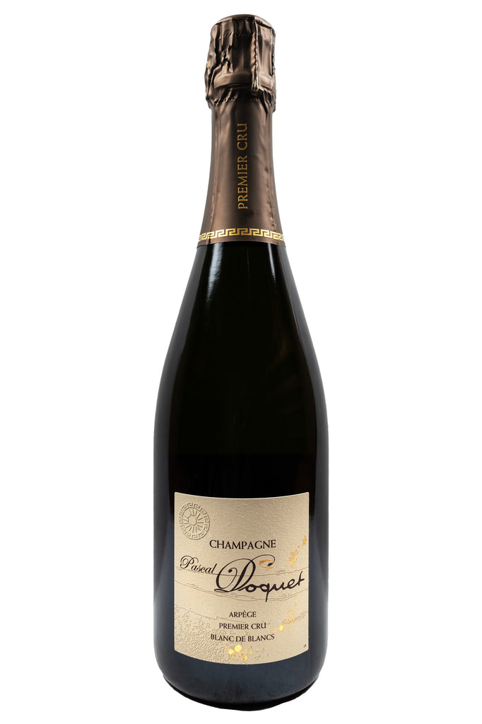"Pascal Doquet, Champagne Extra Brut Blanc de Blancs ""Arpege"", NV (disgorged Spring 2018)"