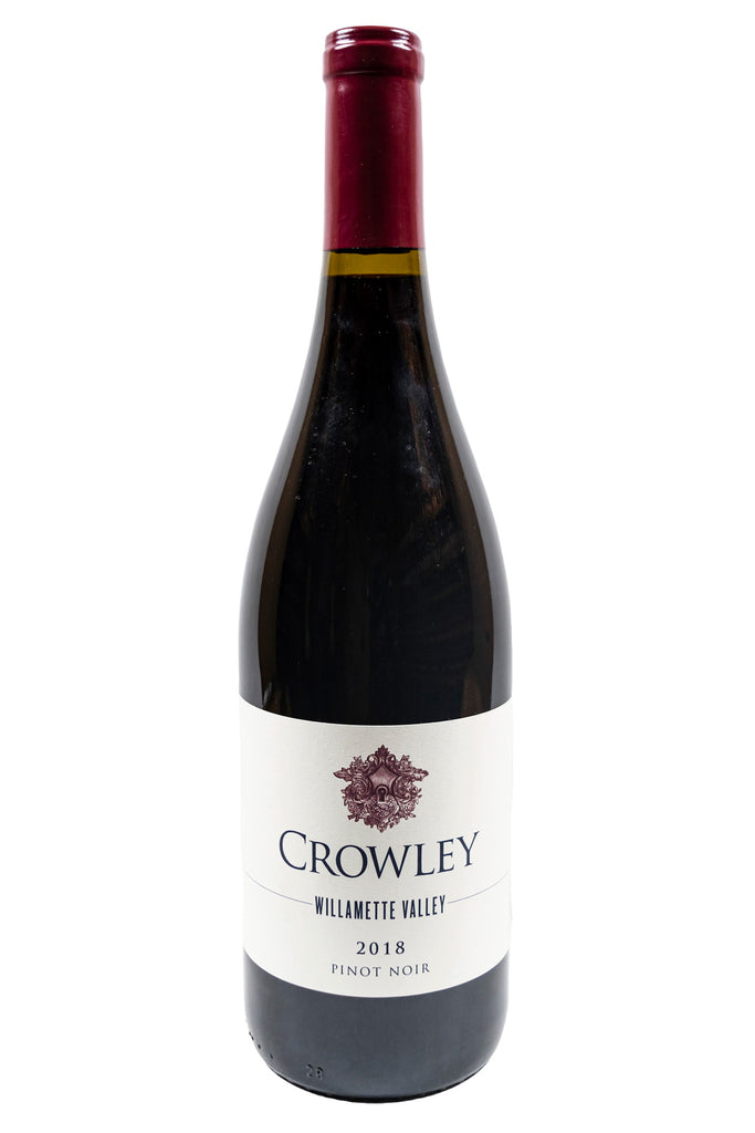 Crowley Wines, Willamette Valley Pinot Noir, 2018