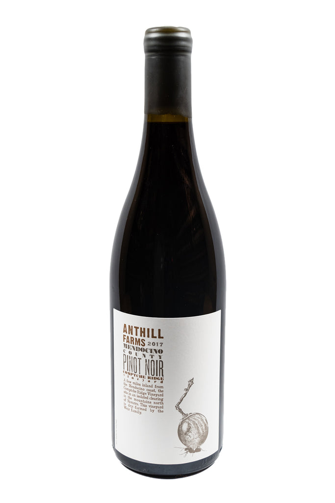 "Anthill Farms, Pinot Noir ""Comptche Ridge"", 2017"