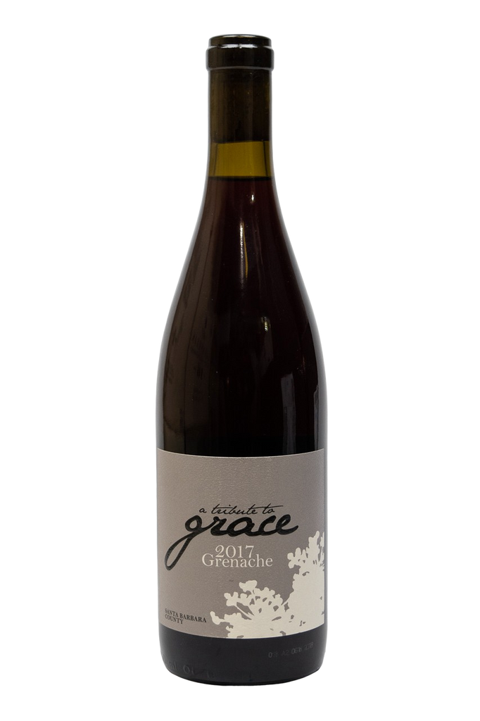Bottle of A Tribute to Grace Wine Company, Grenache Santa Barbara County, 2017 - Flatiron Wines & Spirits - New York