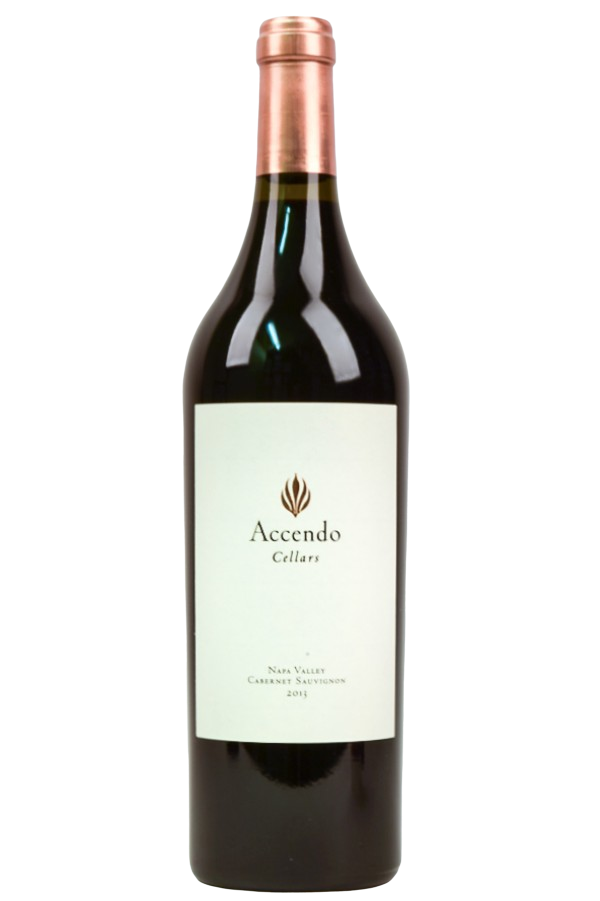 Bottle of Accendo, Cabernet Sauvignon Napa Valley, 2013 - Flatiron Wines & Spirits - New York