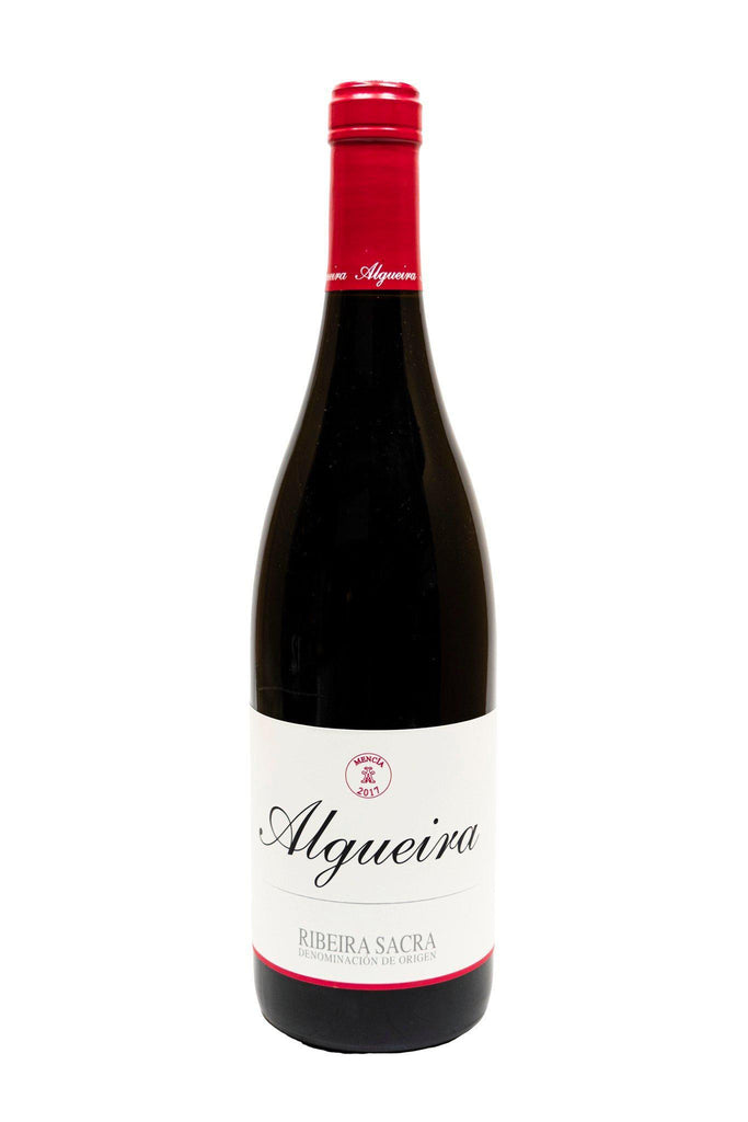 Bottle of Adega Algueira, Ribeira Sacra Mencia, 2017 - Flatiron Wines & Spirits - New York
