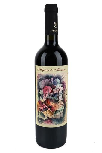 Bottle of Alapiani Marani, Shavkapito, 2017 - Flatiron Wines & Spirits - New York
