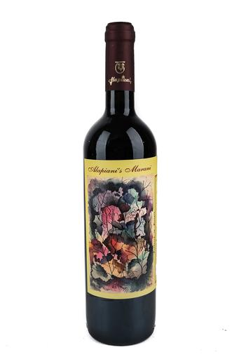 Bottle of Alapiani Marani, Tavkveri, 2016 - Flatiron Wines & Spirits - New York