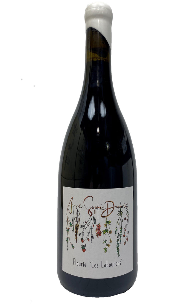 "Bottle of Anne-Sophie Dubois, Fleurie ""Les Labourons"", 2018 - Flatiron Wines & Spirits - New York"