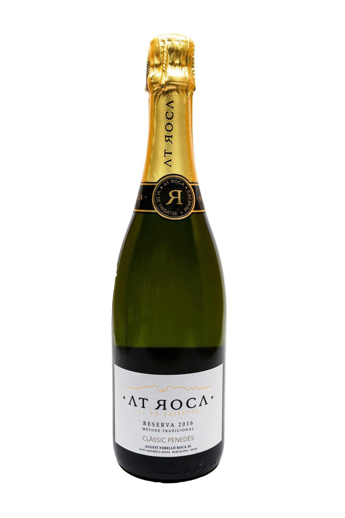 Bottle of AT Roca, Classic Penedes Brut Reserva Metode Tradicional, 2016 - Flatiron Wines & Spirits - New York