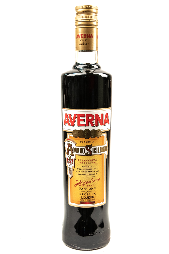 Bottle of Averna, Amaro - Flatiron Wines & Spirits - New York