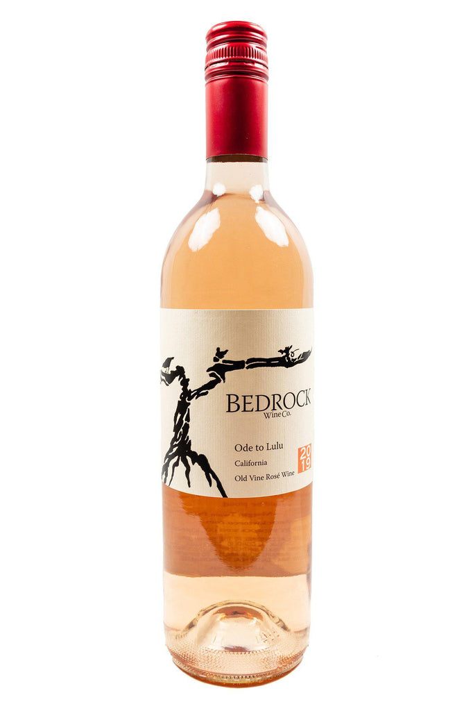 Bottle of Bedrock Wine Company, Rosé of Mourvèdre Ode to Lulu Sonoma Valley, 2019 - Flatiron Wines & Spirits - New York
