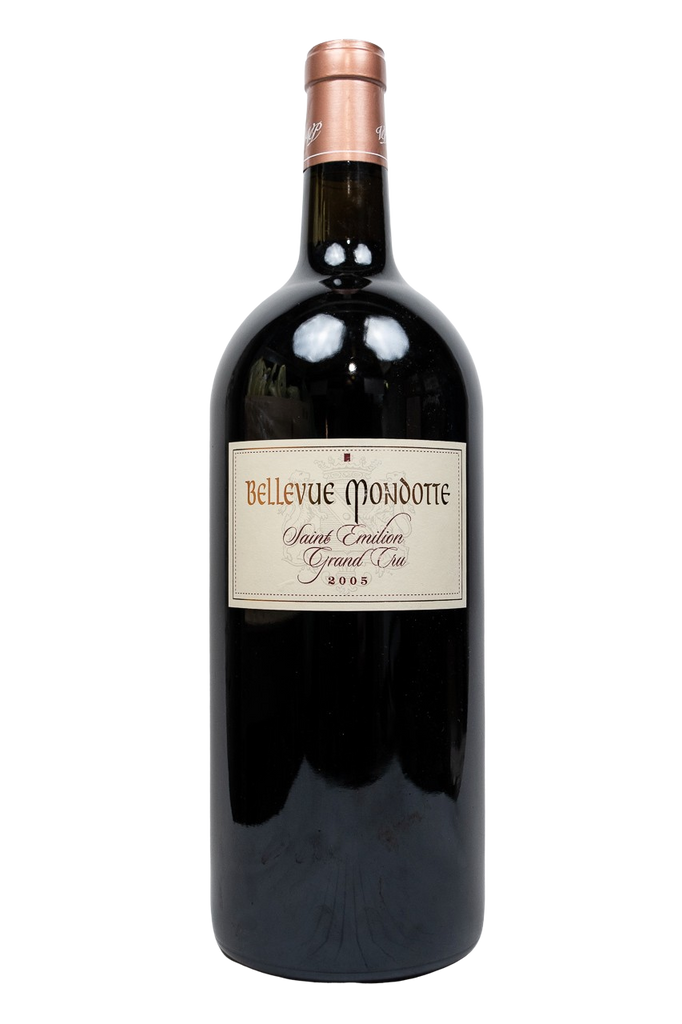Bottle of Bellevue Mondotte, Saint-Emilion, 2005 (3L) - Flatiron Wines & Spirits - New York