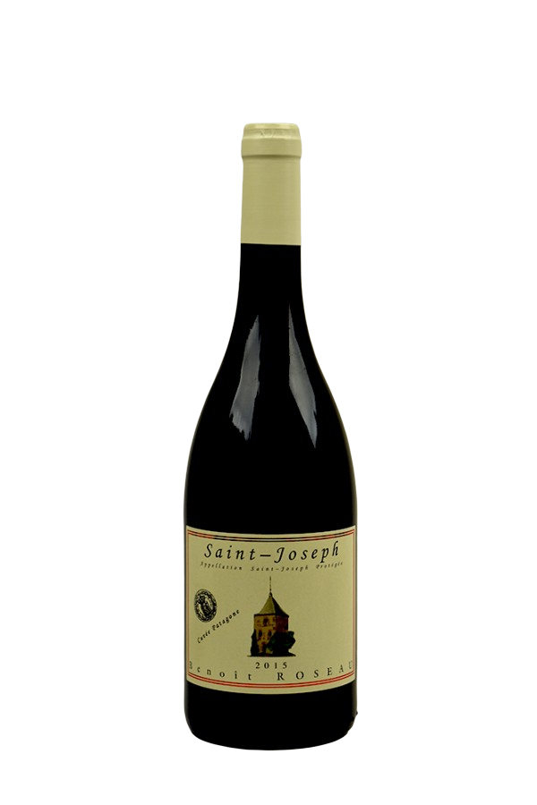 Bottle of Benoit Roseau, Saint-Joseph Patagone, 2015 - Flatiron Wines & Spirits - New York