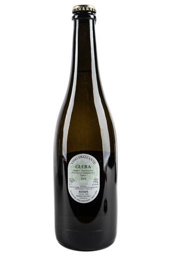 Bottle of Bisson, Vino Frizzante Trevigiana Glera, 2018 - Flatiron Wines & Spirits - New York