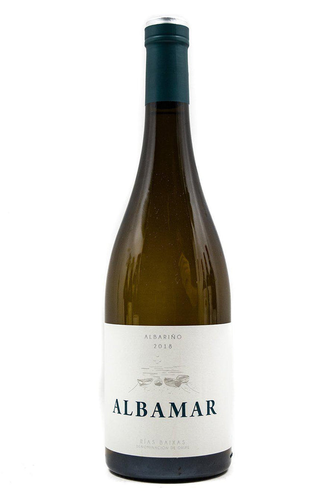 Bottle of Bodegas Albamar, Rias Baixas Albarino, 2018 - Flatiron Wines & Spirits - New York