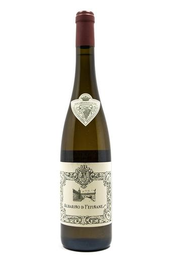 Bottle of Bodegas del Palacio de Fefinanes, Albarino, 2018 - Flatiron Wines & Spirits - New York