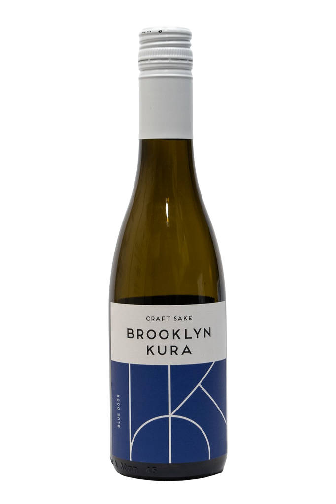 Bottle of Brooklyn Kura, Blue Door Junmai Namazake, NV (375ml) - Flatiron Wines & Spirits - New York